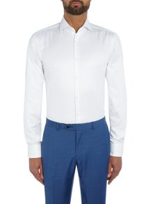 Hugo Boss Jason Dobby Spot Shirt