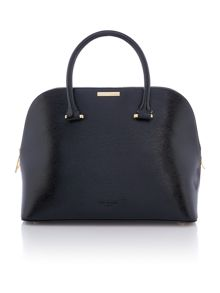 Ted Baker Jaida black dome bag