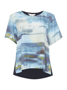 BRAINTREE Lerwick Printed Top