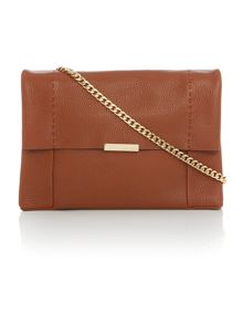 Ted Baker Parson tan mini cross-body bag