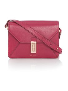 Ted Baker Ellen purple cross-body bag