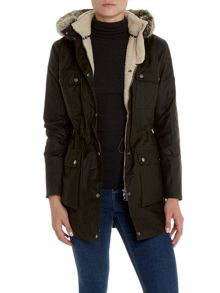 Barbour Carribena wax jacket