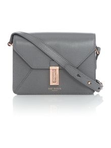Ted Baker Ellen grey cross-body bag