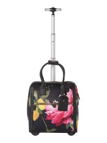 Ted Baker Katena multi-colour floral suitcase