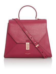 Ted Baker Ellice purple lady bag