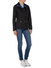 Barbour Susannah wax jacket