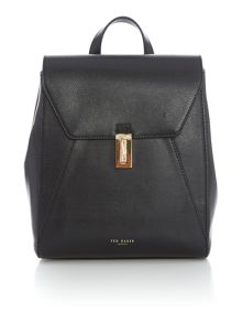 Ted Baker Ellenor black backpack
