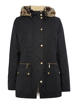Kelsall waxed jacket