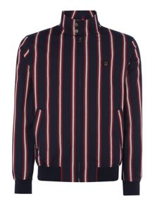 Merc Witton Boating Stripe Harrington Jacket