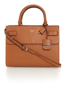 Guess Cate tan tote bag