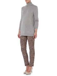 Max Mara Foscari long sleeve roll neck cashmere jumper