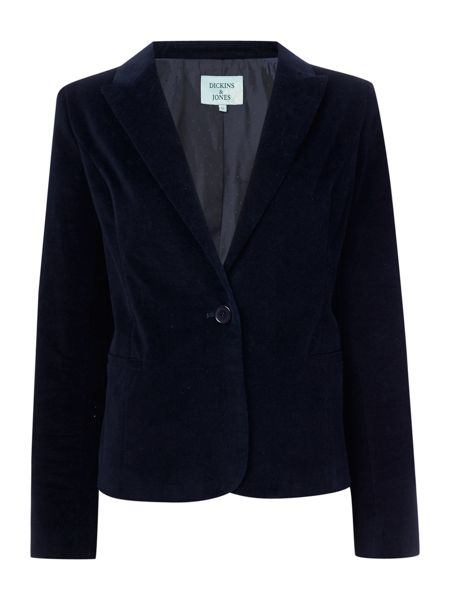 Dickins & Jones Janet Moleskin Jacket