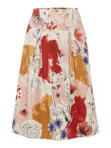 BRAINTREE Florence Printed Skirt