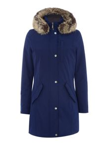 Barbour Epler hooded jacket