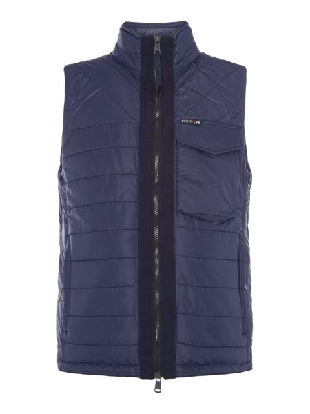 Duck and Cover Whitby gilet