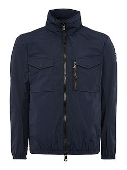 Crome light weight utility jacket