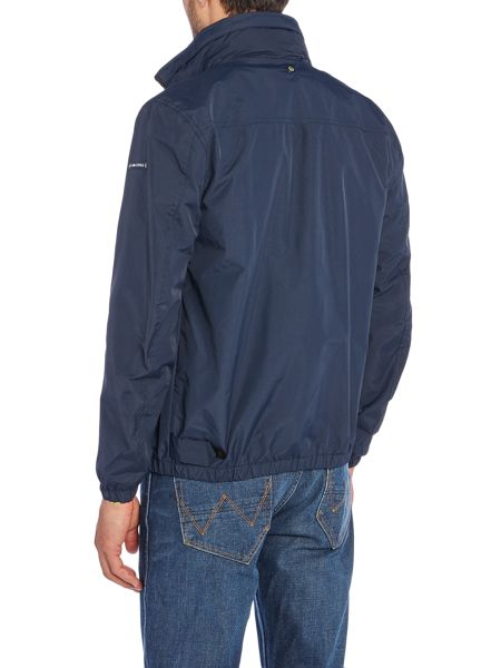 Duck and Cover Crome light weight utility jacket