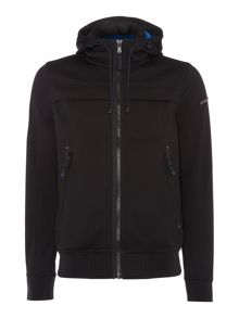 Duck and Cover Niseko zip-through  hoody