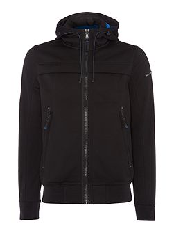 Niseko zip-through hoody
