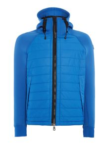 Duck and Cover Locus neoprene mix hoody