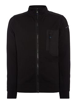 Brixham zip-through active jacket
