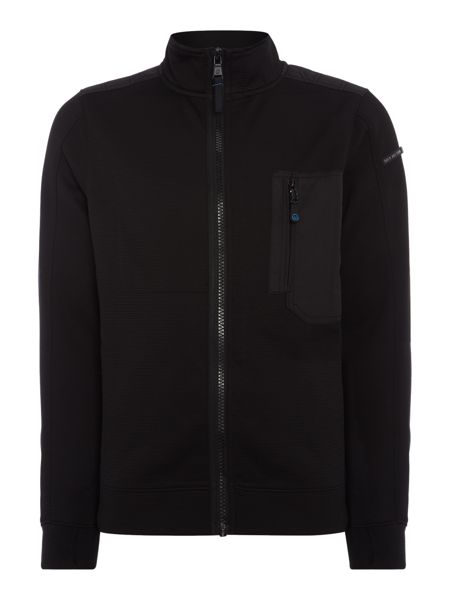 Duck and Cover Brixham zip-through active jacket