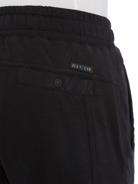 Duck and Cover Formula jog pant with pocket zip
