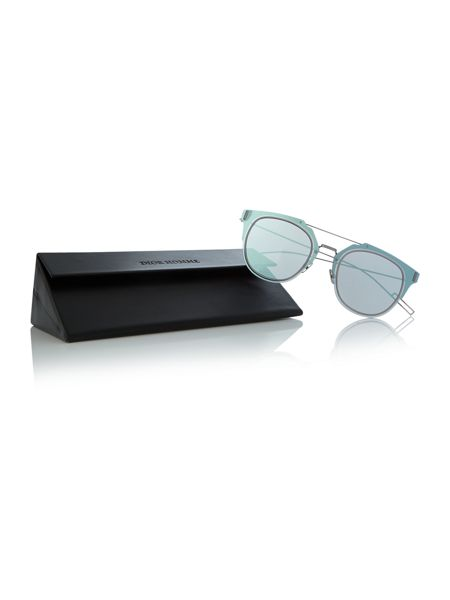 Dior Sunglasses Grey round DIORCOMPOSIT sunglasses