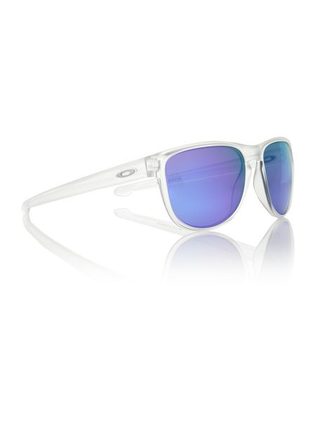 Oakley Clear rectangle OO9342 sunglasses