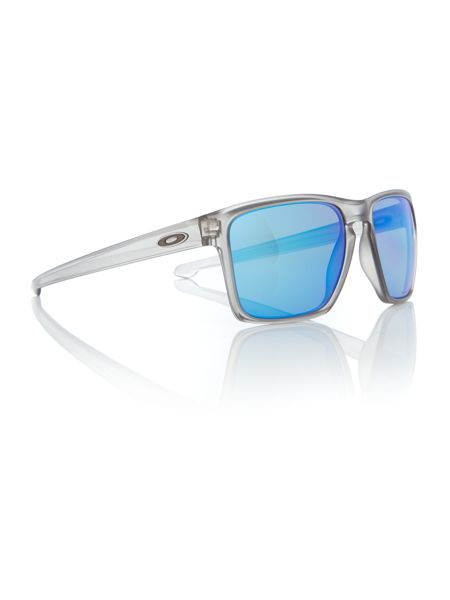 Oakley Grey rectangle OO9341 sunglasses