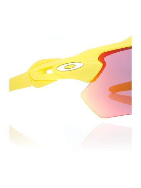 Oakley Yellow rectangle OO9208 sunglasses