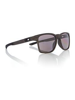 Brown rectangle OO9272 sunglasses