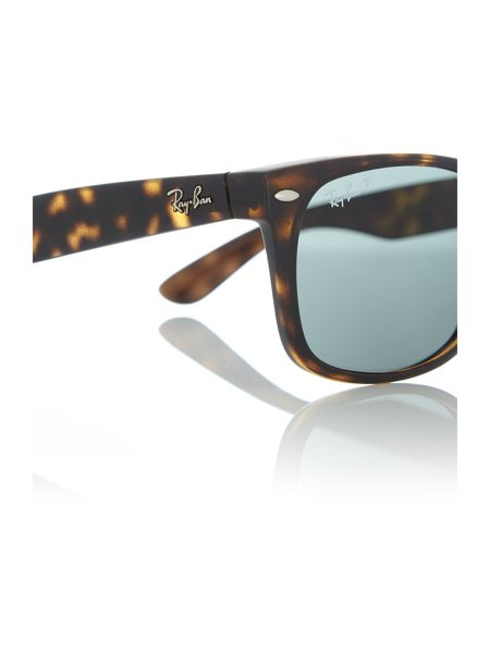 Ray-Ban Havana square RB2132 sunglasses