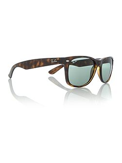 Havana square RB2132 sunglasses