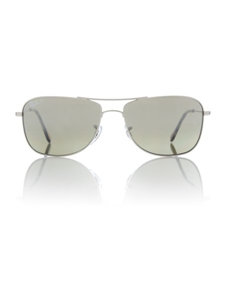 Ray-Ban Silver pilot RB3543 sunglasses
