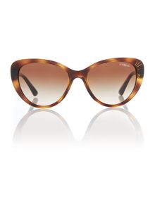 Vogue Havana cat eye VO5050S sunglasses