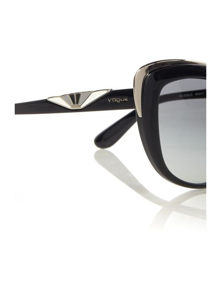 Vogue Black cat eye VO5054S sunglasses