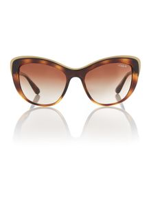 Vogue Havana cat eye VO5054S sunglasses