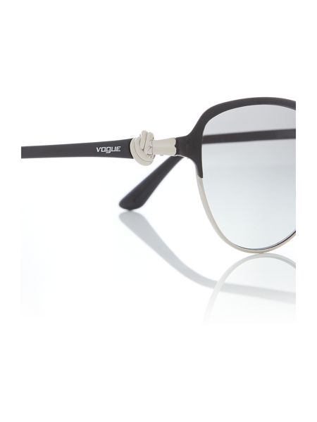 Vogue Black phantos VO4012S sunglasses