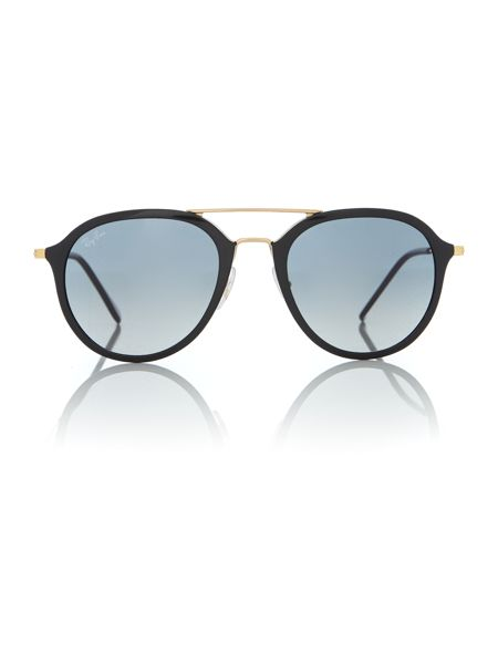 Ray-Ban Black square RB4253 sunglasses