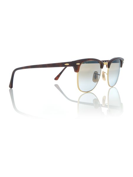 Ray-Ban Havana square RB3016 sunglasses