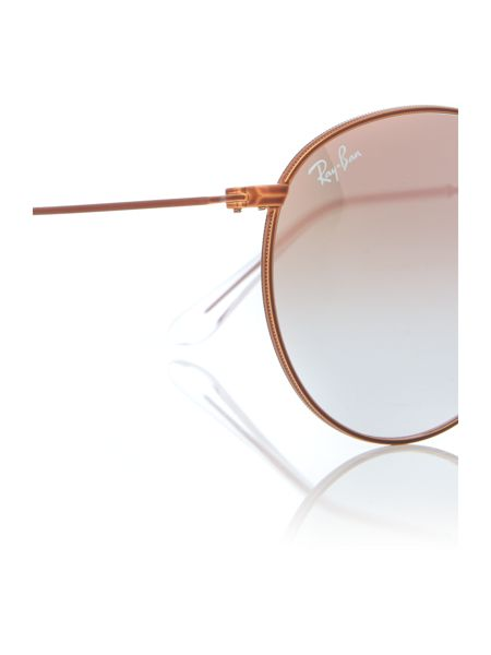 Ray-Ban Bronze round RB3532 sunglasses