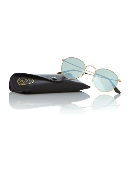 Ray-Ban Gold phantos RB3447N sunglasses