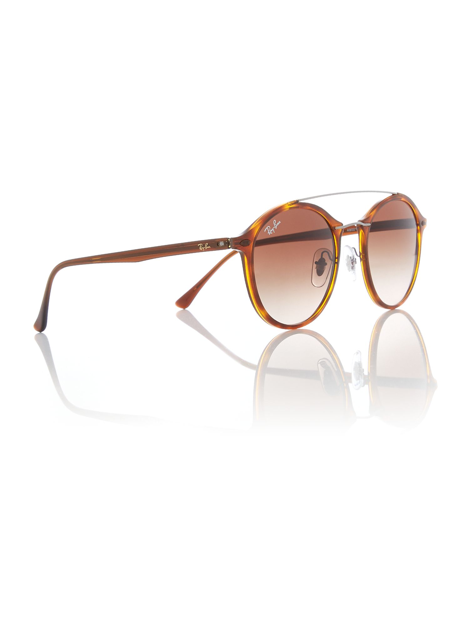 Click to view product details and reviews for Ray Ban Havana Phantos Rb4266 Sunglasses.