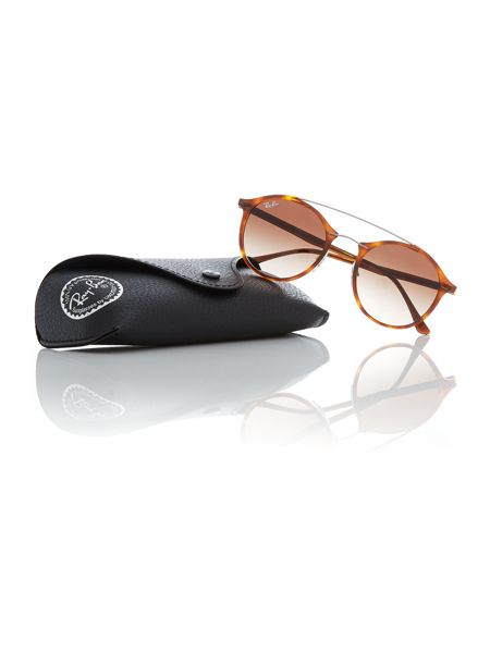 Ray-Ban Havana phantos RB4266 sunglasses