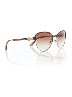 Brown phantos VO4012S sunglasses