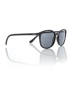Black square VO5051S sunglasses