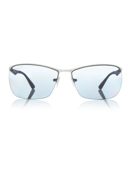 Ray-Ban Silver square RB3550 sunglasses