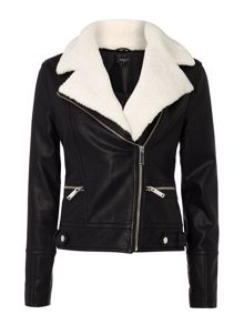 Therapy Romie Shearling Jacket