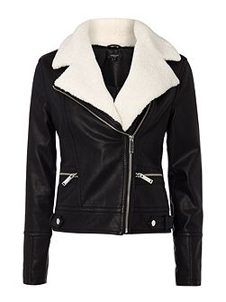 Romie Shearling Jacket